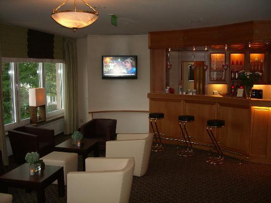 Hotel Säntis : Reception