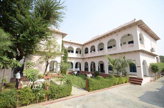 Hotel Kiran Villa Palace