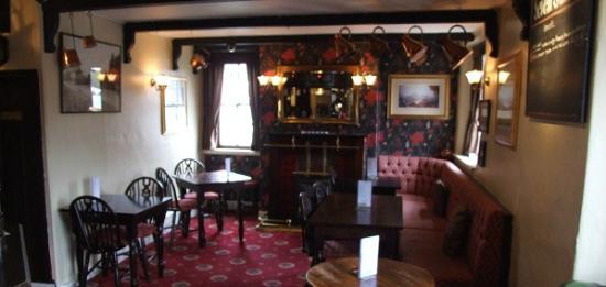 Seven Stars Inn: The Lounge