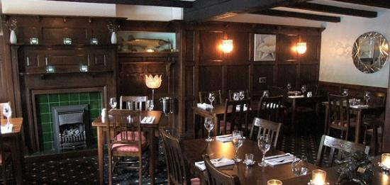 Seven Stars Inn: The Restaurant