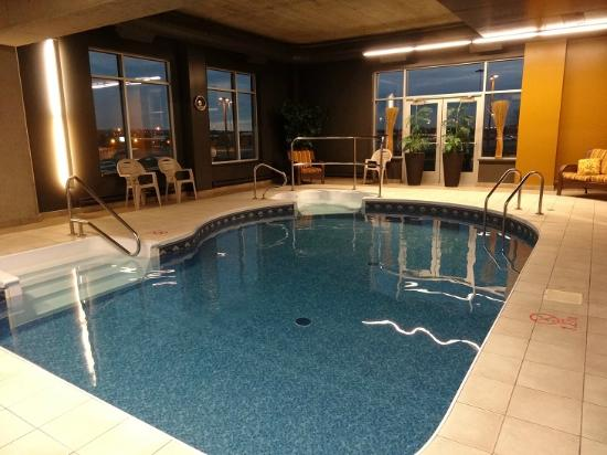Grand Times Hotel: indoor pool