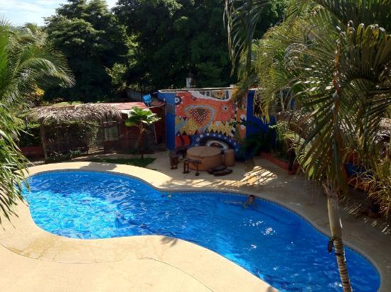 Massai Apartments: swimming pool