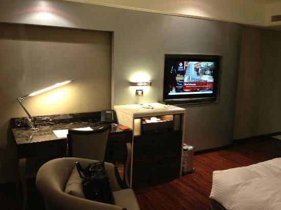 ホテルエスオラ台北, 室内