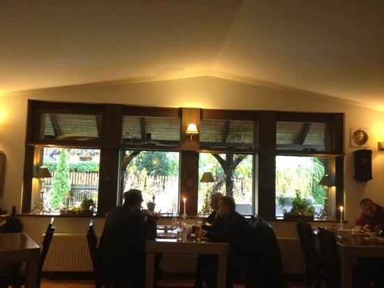 Restauracja Kwadrans : interior of the restaurant