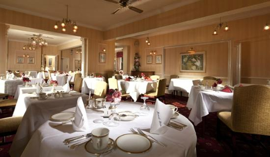 The Mount Hotel: Restaurant