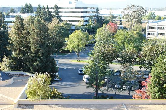 DoubleTree by Hilton San Jose: view from my balcony
