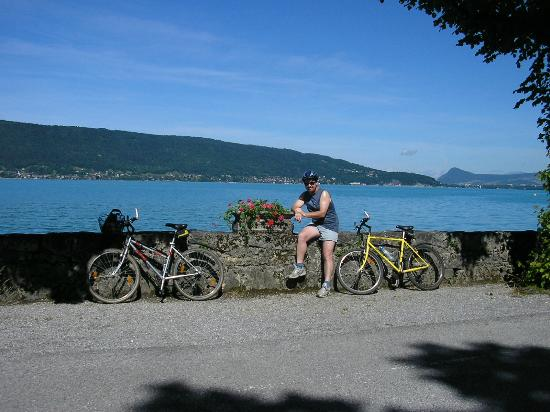 Lake Annecy Tourist Office: Lac d'Annecy
