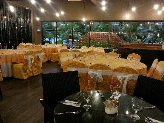 Gold Coast Morib International Resort: Restaurant