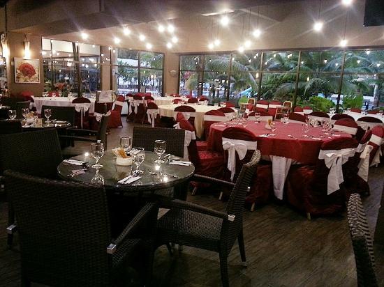Gold Coast Morib International Resort: Restaurant 