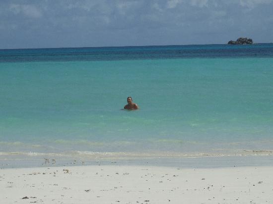 Paradise Sun: la plage
