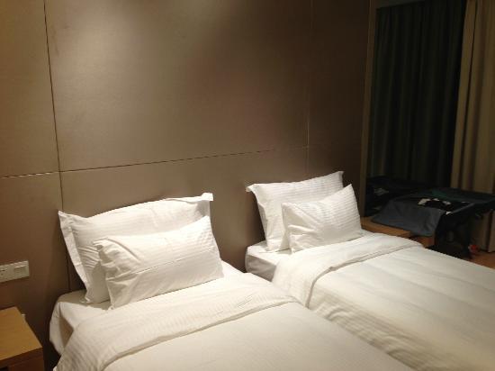 广州易成酒店服务公寓保利世贸店