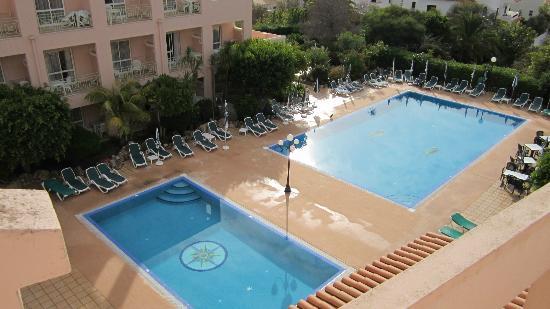 Hotel Belavista da Luz: pools