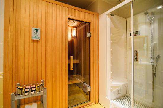 Hotel Oreanda: Royal apartment, sauna