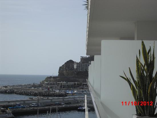 Marina Suites: 2nd View from the balconey room