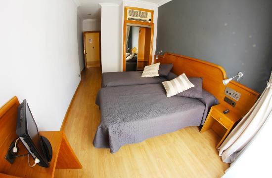 Hotel Alda Plaza Mayor: Habitación Doble
