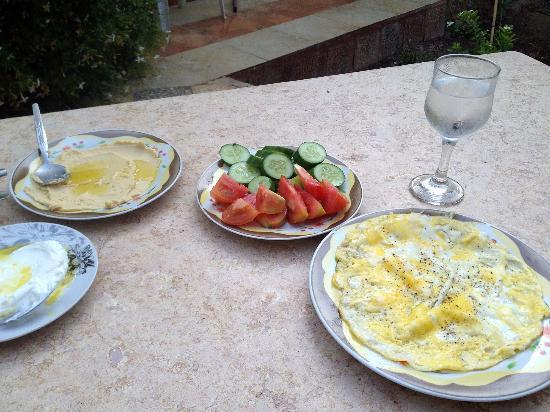 Pella Countryside Hotel: Petit-déjeuner