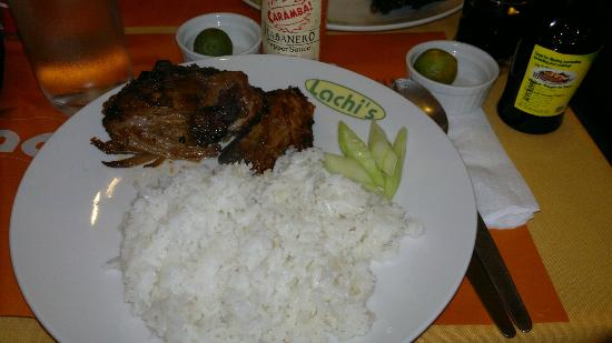 Lachi's: unforgettable ribs
