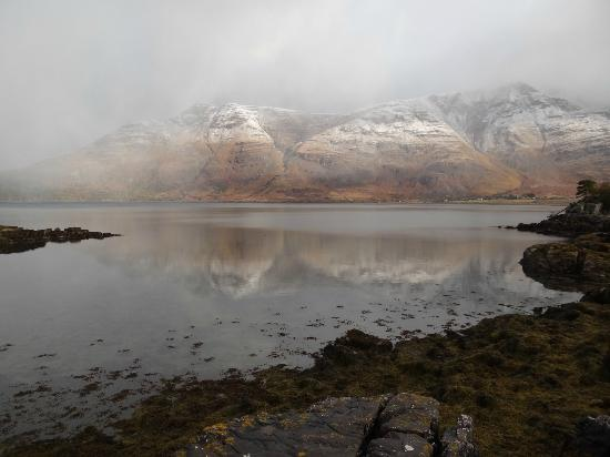 The Torridon: Loch Torridon from Hotel