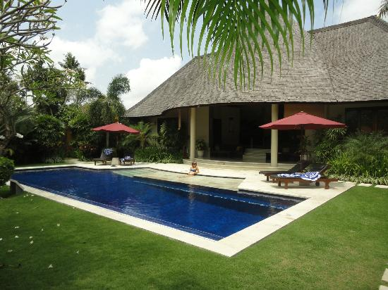 The Kunja Villas & Spa: Private and spacious