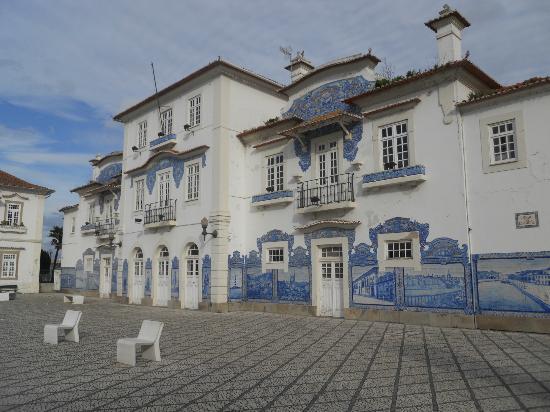 Aveiro Railway Station
