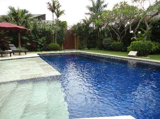 The Kunja Villas & Spa: Massive pool