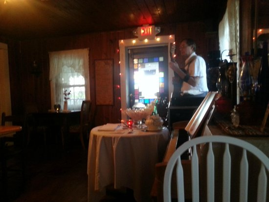Roberto's Italian Eatery : beautiful atmosphere