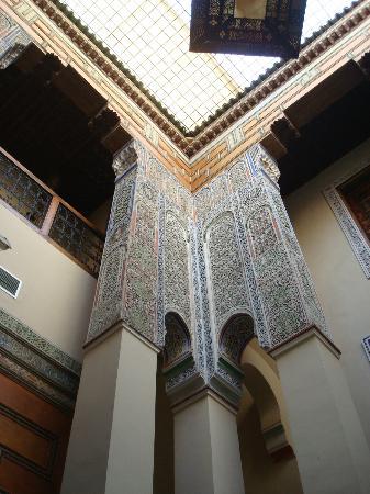 Dar Victoria : Inner courtyard