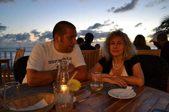 Pineapple Fields Resort: ristorante in eleuthera