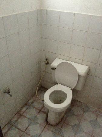 Chiang Mai Inn: toilet