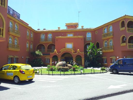 阿爾博蘭阿爾赫西拉斯酒店照片