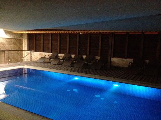 Seven Wonders Hotel: La piscine sur le toit de l'hôtel