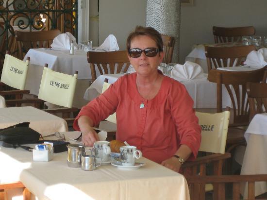 Tours Pompei: Late morning coffee in Sorrento