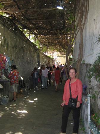Tours Pompei: Positano