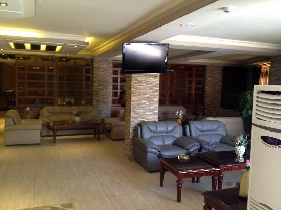 Seven Wonders Hotel: L'accueil