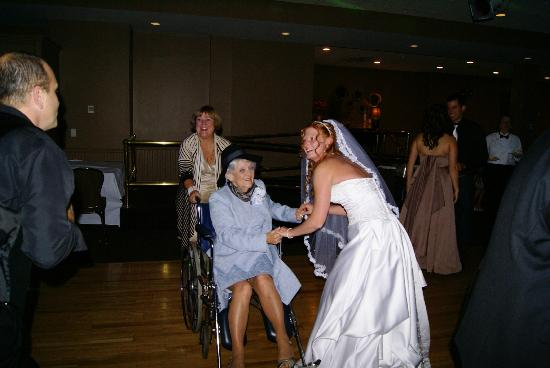 Woodloch Pines Resort: Woodloch provided wheelchairs and other support.