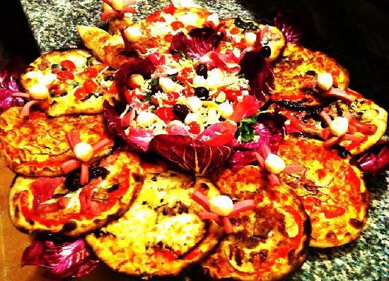 Al Girotondo: mix di pizze
