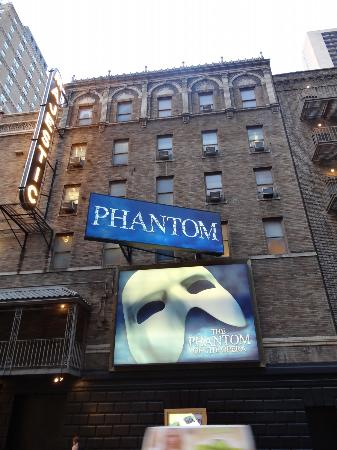 ‪The Phantom of the Opera‬