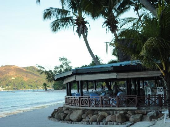 Paradise Sun: le restaurant