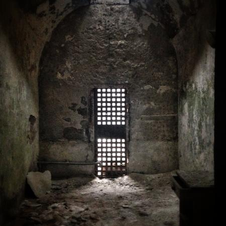 Eastern State Penitentiary: Cell