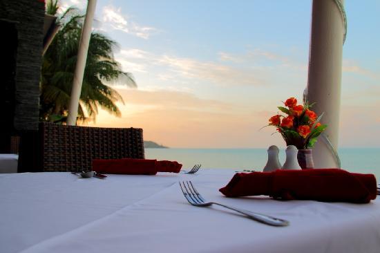 Le Classico: Terrace view