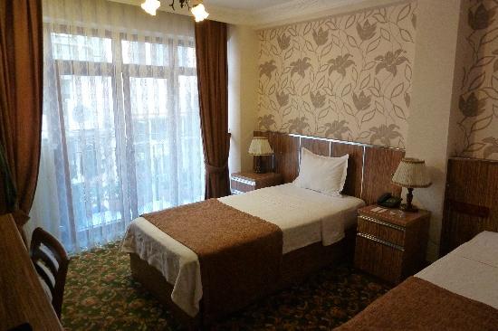 Best Town Hotel: Zimmer 101