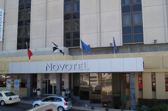 Novotel Lisboa: Hotel view