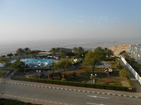 Mercure Grand Jebel Hafeet Al Ain: Der Ausblick