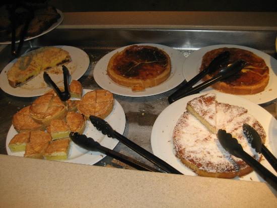Agrabah Cafe: Desserts.