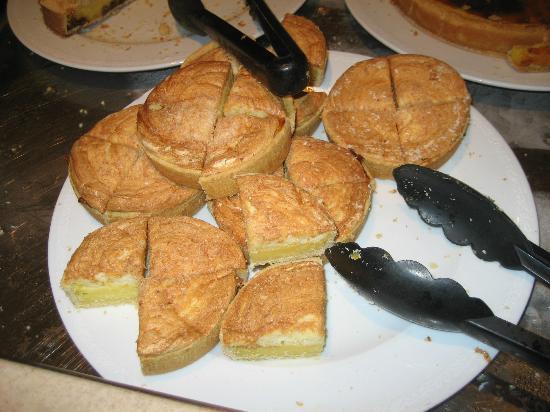 Agrabah Cafe: Dessert.