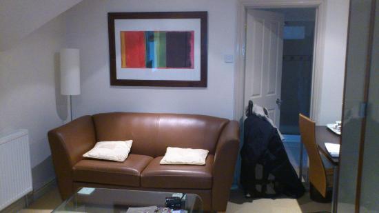 The Hunters Rest Inn : Room 3