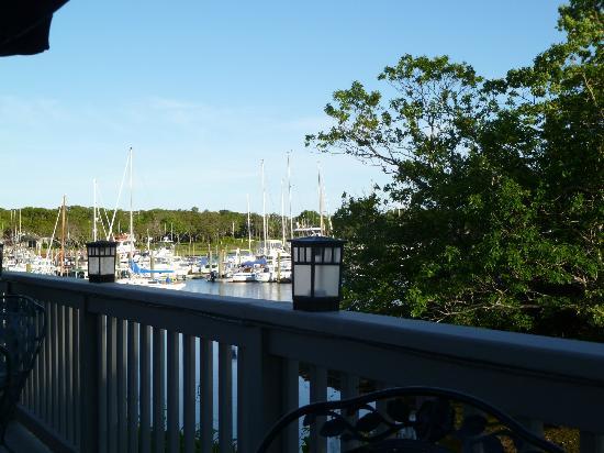 Brax Landing Restaurant: Harborside Outdoor Dining