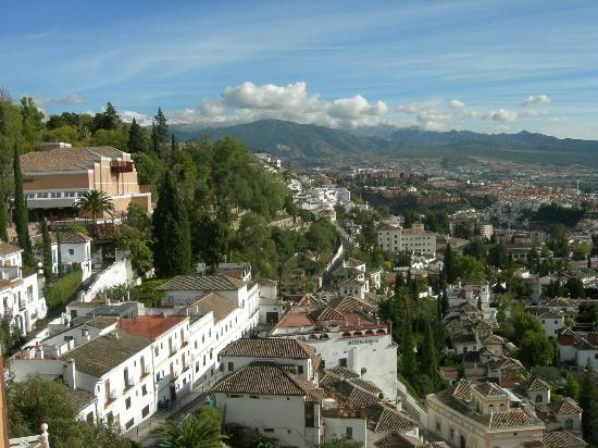 Alhambra Palace Hotel: rooms with exceptional views