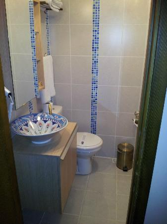 Diva's Hotel: lavamanos
