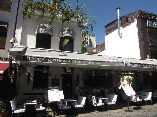 Albura Kathisma CafeRestaurant, Istanbul